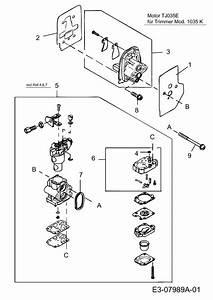 Tecumseh Vergaser Zeichnung : mtd motorsensen 1035 k 41ad7u8b678 2013 vergaser ~ Jslefanu.com Haus und Dekorationen