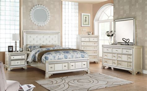 oasis home tiffany  piece bedroom set
