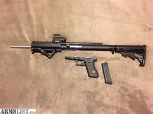 Mech Tech Glock Carbine