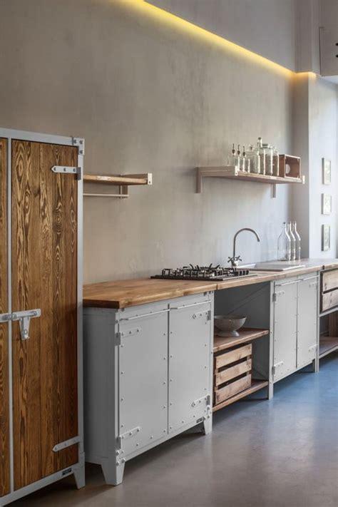 inspirasi keren desain rak dapur fungsional rumahku unik