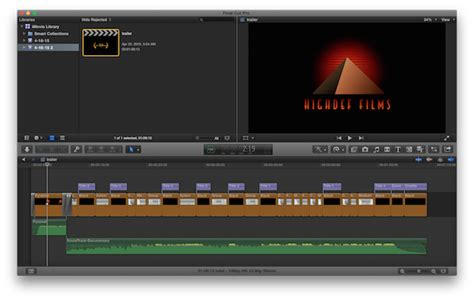 Fcpx Trailer Templates by How To Edit Imovie Projects In Cut Pro X