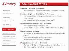 JC Penney Business Leadership Plan
