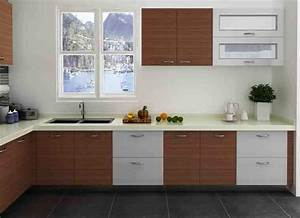 Modular Kenya Project Simple L-shaped Small Kitchen ...
