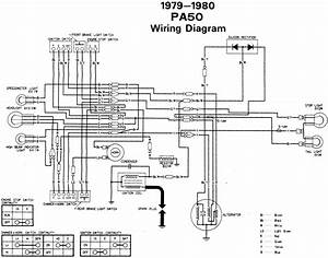 Re  Wiring Diagram 1980 Honda Pa 50  U2014 Moped Army