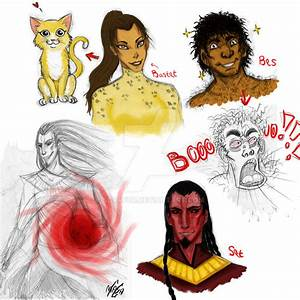 The kane chronicles-Egyptian Gods by scarfur on DeviantArt