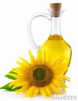 Sunflower Oil Photos