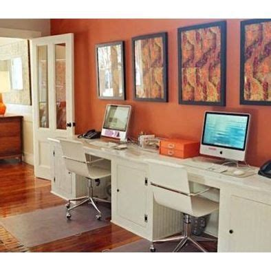 double desk home office 11 best images about home office double desks on pinterest