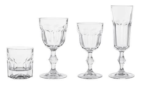 noleggio bicchieri noleggio bicchieri serie di bicchieri modello provenza