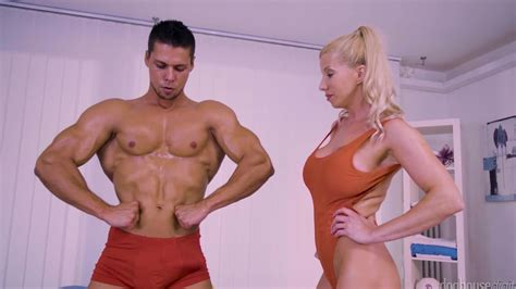 Milf Fitness Trainer Takes A Creampie From Her Young Client