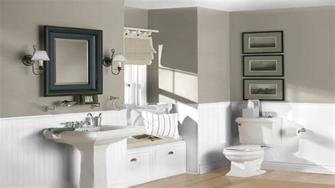 paint colors for bathroom small bathroom paint color gray