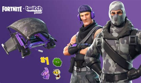 fortnite twitch prime loot     skins  ps