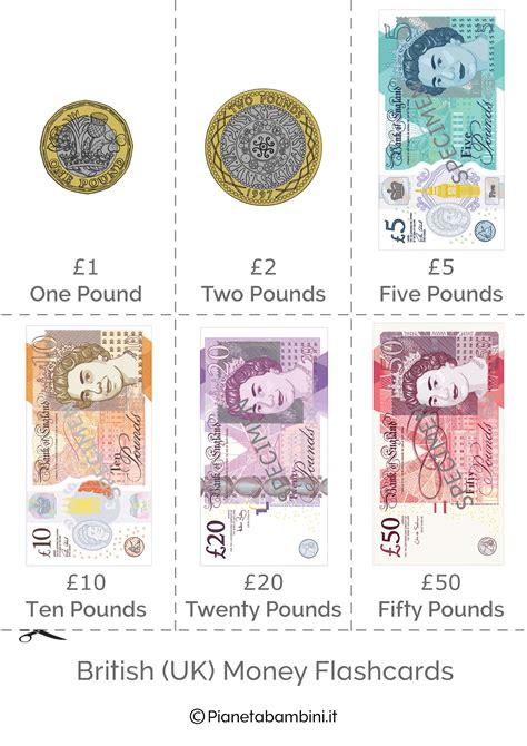 il sistema monetario inglese esercizi  la scuola