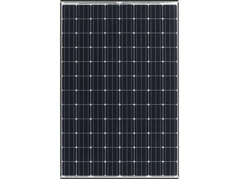 Panasonic 325 watt Module 96 Cell HIT  Black Solar Panel