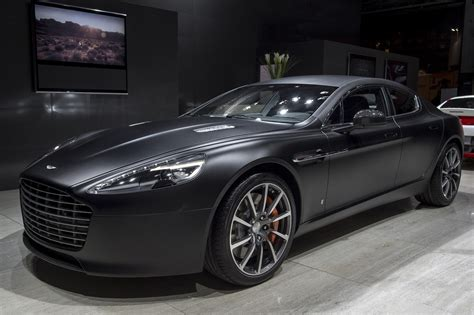 All New Cars Review 2016 Aston Martin Rapide S First Look