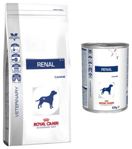 renal dog food royal canin vet canine diets