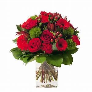 Bouquet De Fleurs Interflora : bouquet deuil traditionnel de roses gerbera interflora ~ Melissatoandfro.com Idées de Décoration
