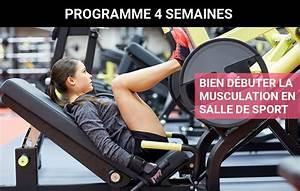 Sport En Salle : programme de musculation pour femme en salle de sport ~ Dode.kayakingforconservation.com Idées de Décoration