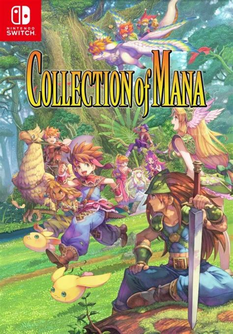 Collection of Mana Review (Switch) | Nintendo Life