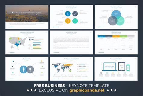 Free Keynote Templates Free Business Keynote Template On Behance