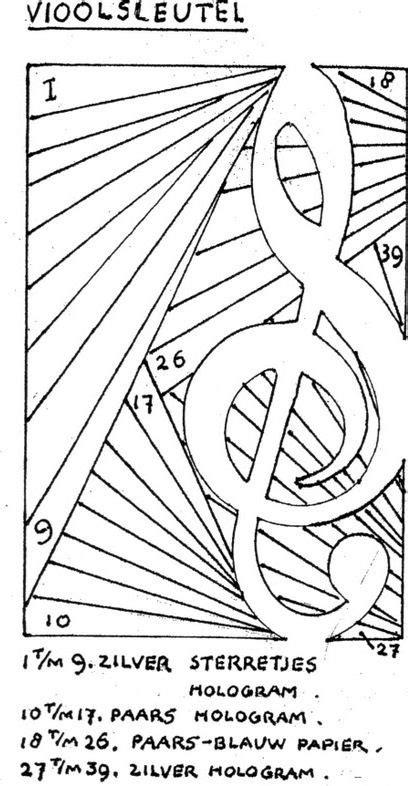 carte iris folding musique le scrap de coco motif