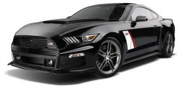 ford mustang front 2017 roush stage 3 mustang