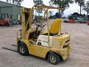 Tcm Fg14 Forklift - Jtfd3450122