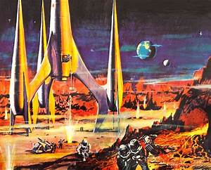 Dark Roasted Blend: Retro Future: To The Stars! - Part 3