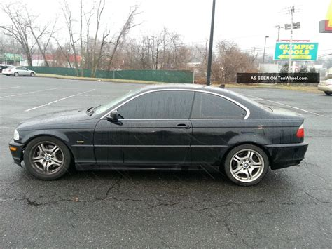 2001 Bmw 330ci by 2001 Bmw 330ci Base Coupe 2 Door 3 0l