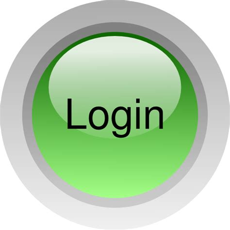 Login Images Login Button Clip At Clker Vector Clip