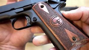 Can I Put Real 1911 Grips On My Kwc
