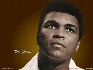 Muhammad Ali Wallpapers - WallpaperSafari