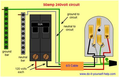 Wiring Diagram For Amp Volt Circuit Breaker