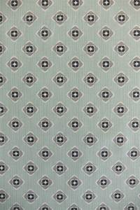 garden green grey wipeable fabric by the metre by cottage ...