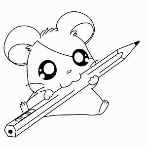 coloring pages that are cute - realistic cute animal coloring pages