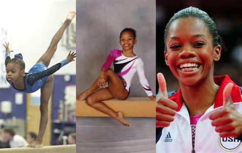 gabby douglas  childhood path   olympics