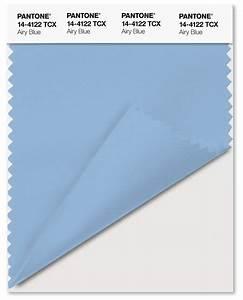 Airy Blue - Pantone Autumn 2016 Colour Trends