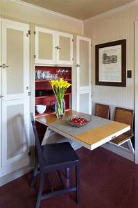 5 golden rules to create beautiful small dining rooms for Try and attractive foldable dining table