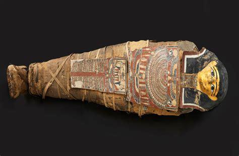 cuisine egyptienne une momie égyptienne de 2200 ans exposée au musée d israël