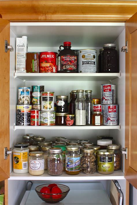 food storage kitchen eat well spend less how to pantry food for maximum 1043
