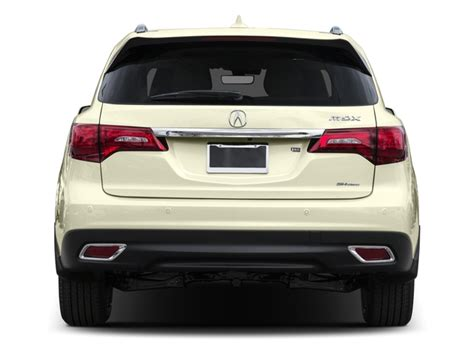 Acura Mdx Value by 2016 Acura Mdx Utility 4d Advance Awd V6 Prices Values