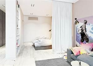 Faire Dressing Dans Une Chambre : incroyable comment faire une separation dans une chambre ~ Premium-room.com Idées de Décoration