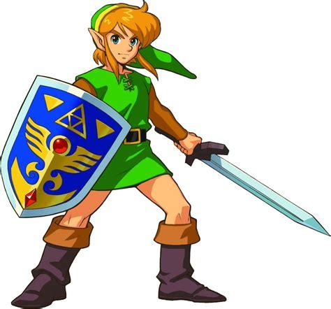 Link Soul Calibur 2 Legend Of Zelda Series Artwork