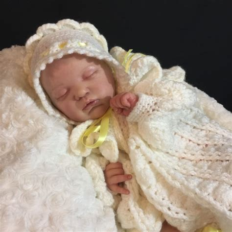Evangeline is the latest of laura lee eagles' outstanding sculpts and a must for any collector. ~Evangeline by Laura Lee Eagles~Reborn Baby Girl~Newborn ...