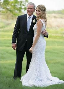 17 best images about presidents children39s weddings on With jenna bush wedding dress