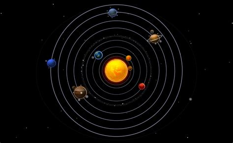 Solar system. Johannes Kepler.   Greta Salimovaite / PVA