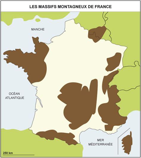 Carte De La Vierge Avec Les Massifs Montagneux by Cours De Histoire G 233 Ographie 3e La R 233 Partition Spatiale