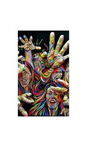 Simply Creative: Three-Dimensional Paintings by Shaka