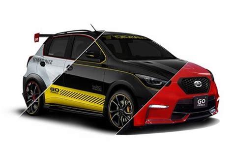 Gambar Mobil Datsun Go by 5 Modifikasi Mobil Datsun Go Paling Top Mobilkamu