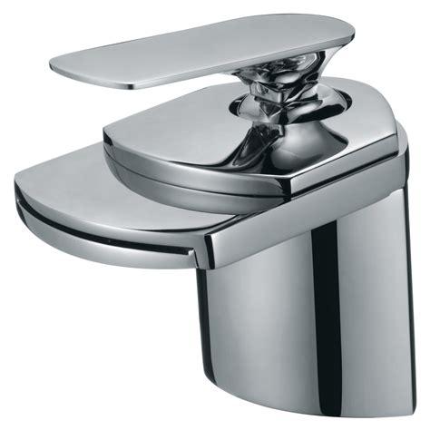 "6"" Modern Bathroom Sink Faucet  Single Hole Handle"
