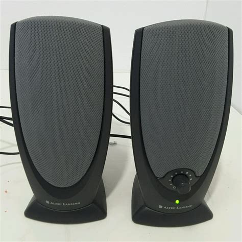 Altec Lansing ADA215 Computer Speakers   eBay